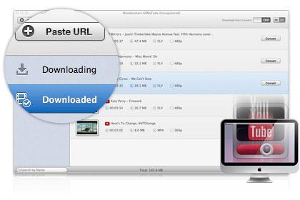 Скачивайте онлайн-видео и аудио на Mac