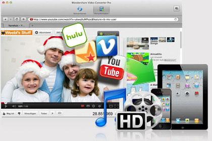 Скачивайте видео с большинства сайтов одним щелчком мыши