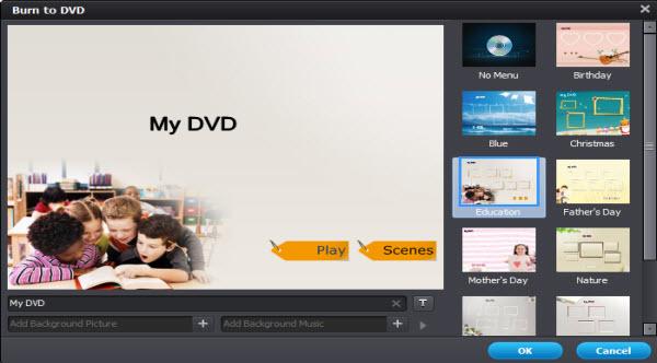dvd template