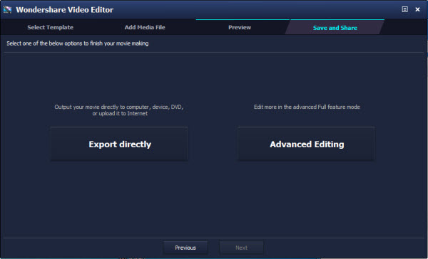 video editor user guide - edit video