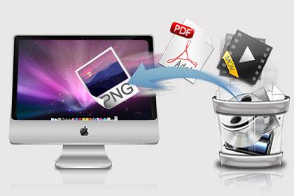 Гибкое и точное восстановление файлов для Mac