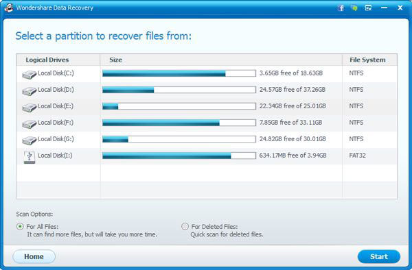 Raw File Recovery