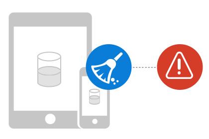 Безвозвратное стирание данных с вашего устройства